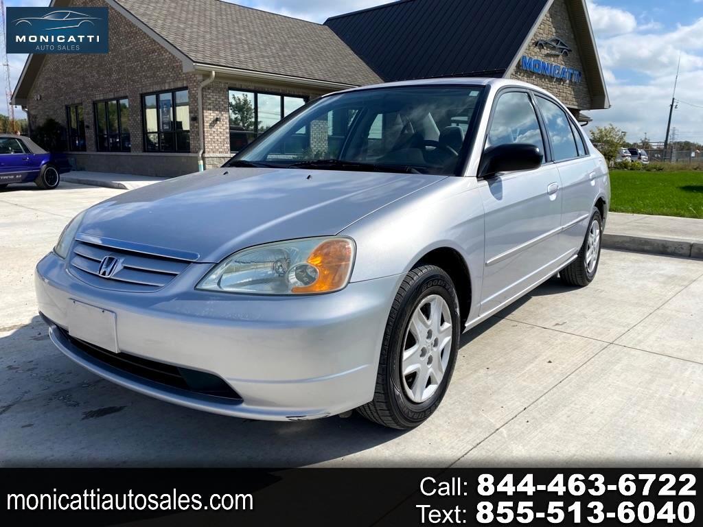 Honda Civic  2003