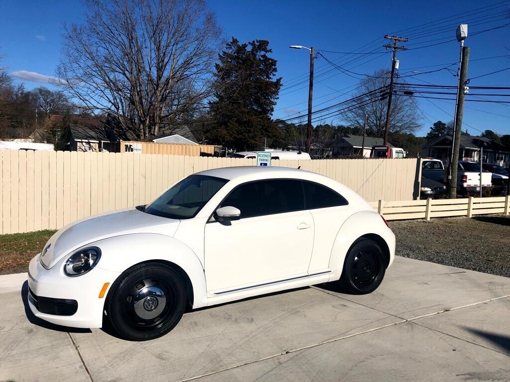 Volkswagen Beetle 2.5L 2013