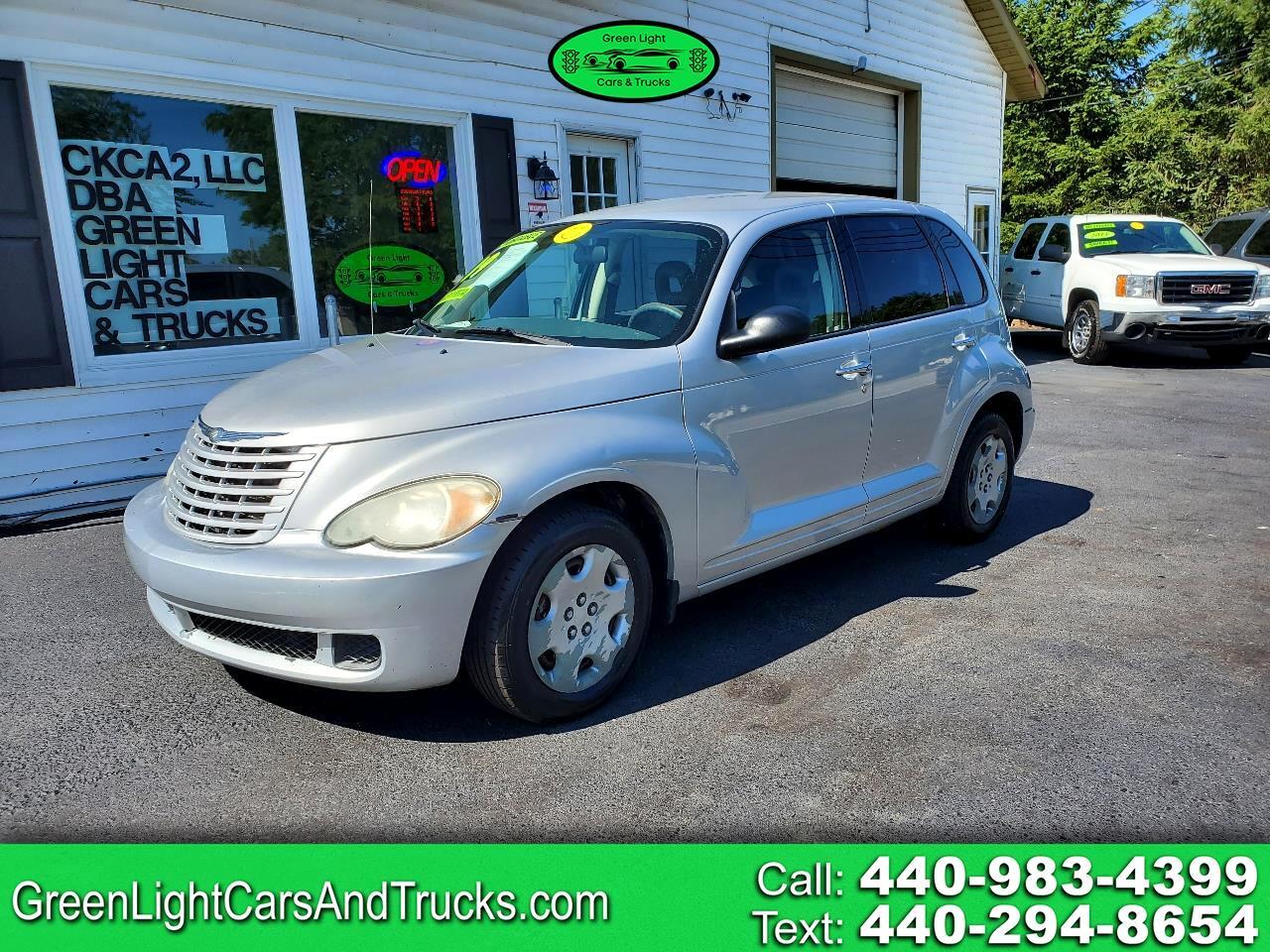 Chrysler PT Cruiser 4dr Wgn 2009