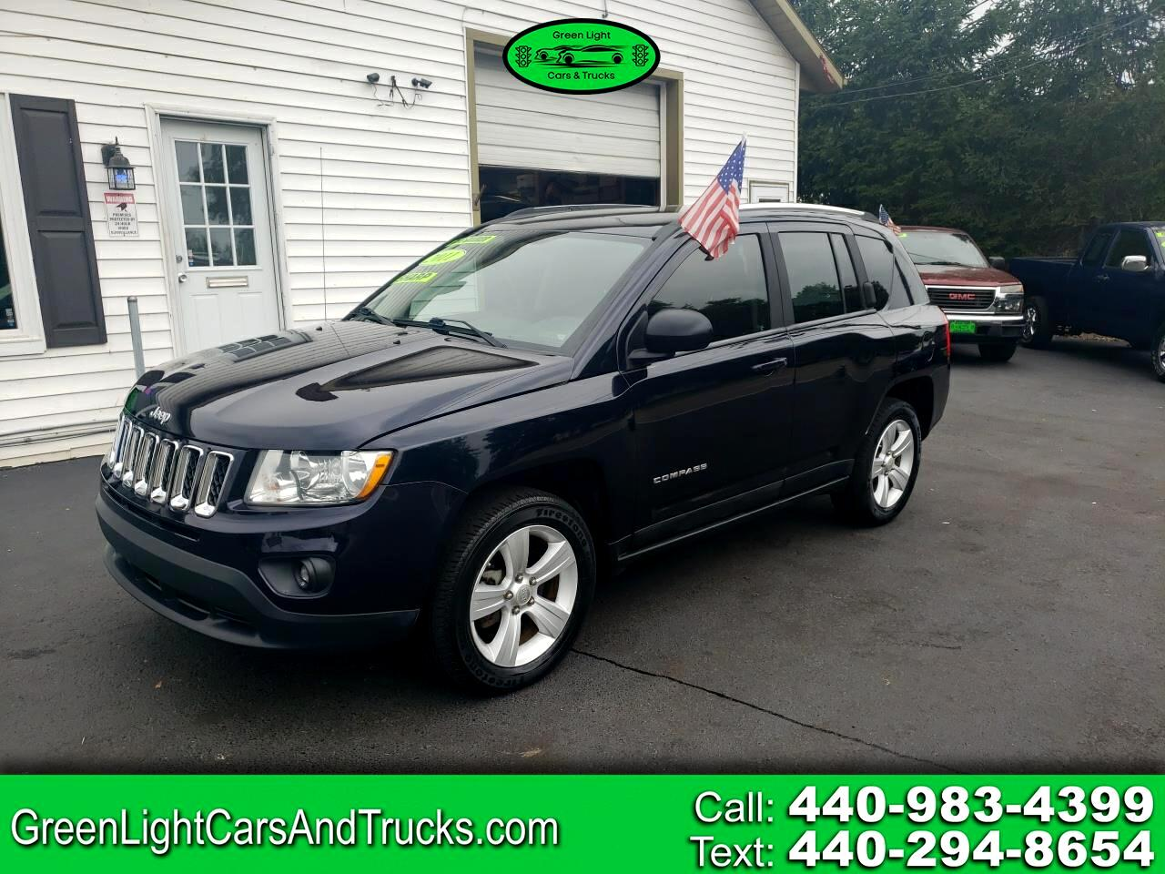 Jeep Compass FWD 4dr 2011