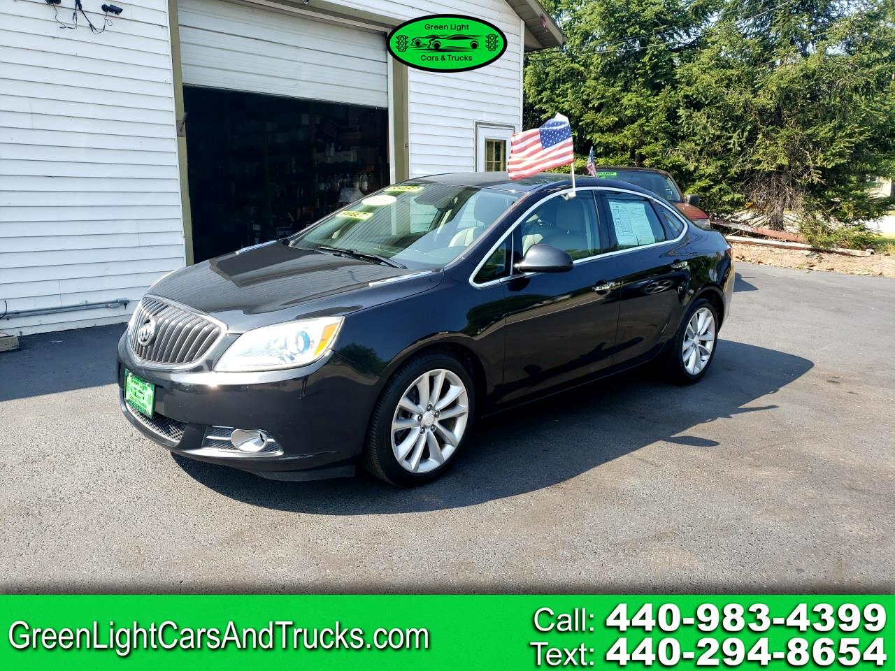 Buick Verano 4dr Sdn Convenience Group 2013