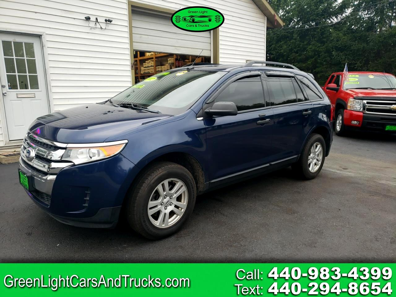 Ford Edge 4dr SE FWD 2012