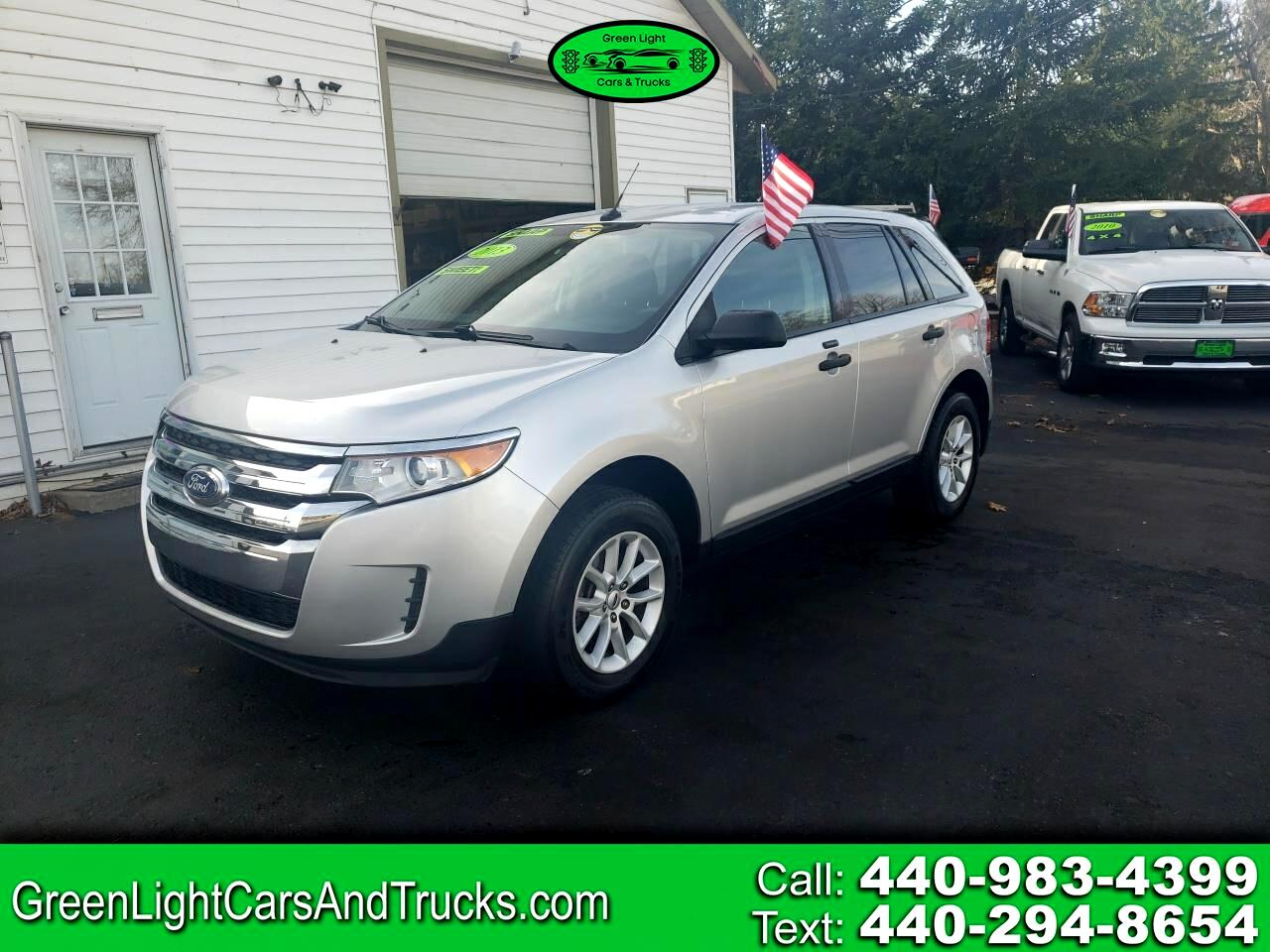 Ford Edge 4dr SE FWD 2013