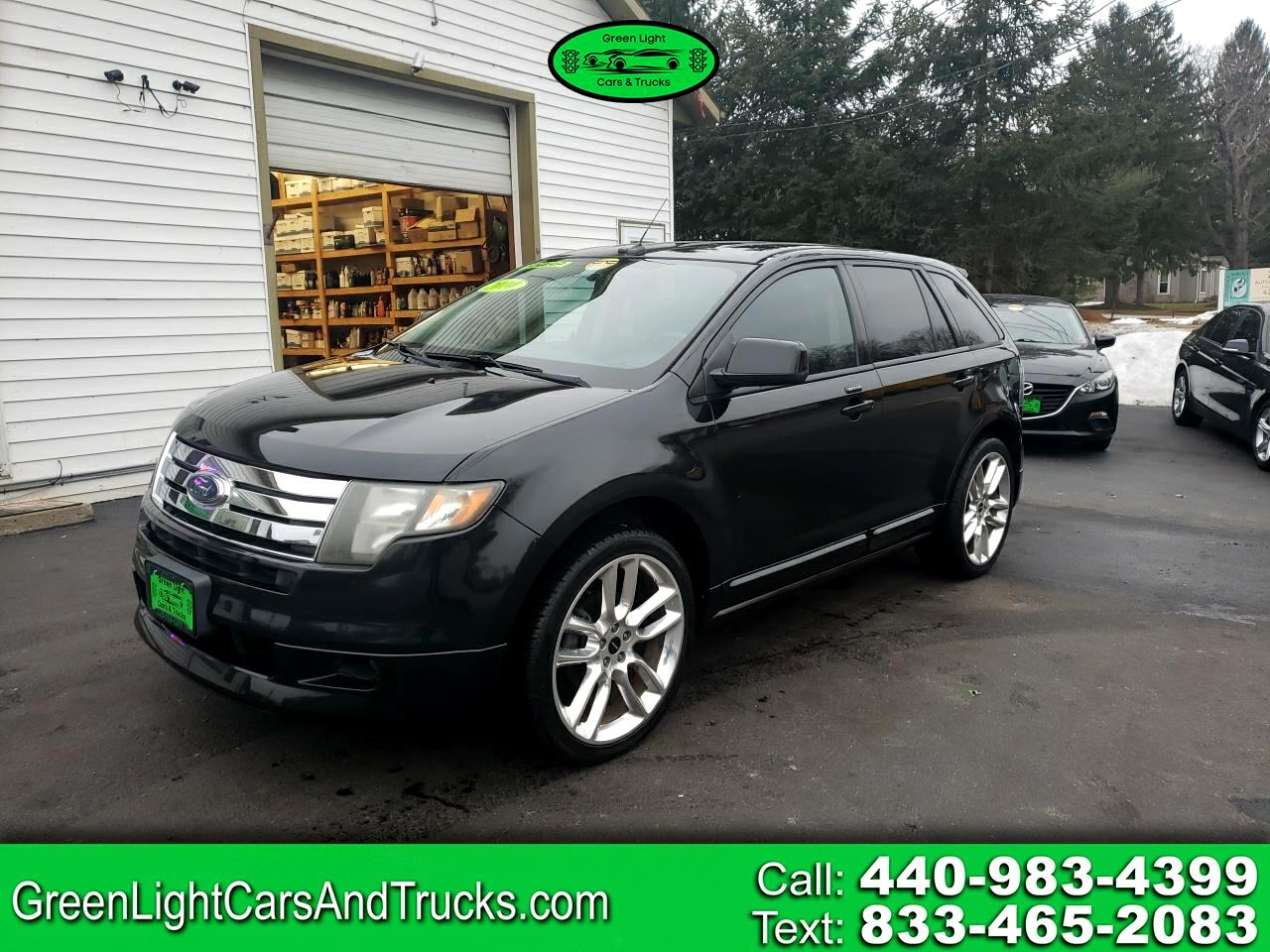 Ford Edge 4dr Sport FWD 2010