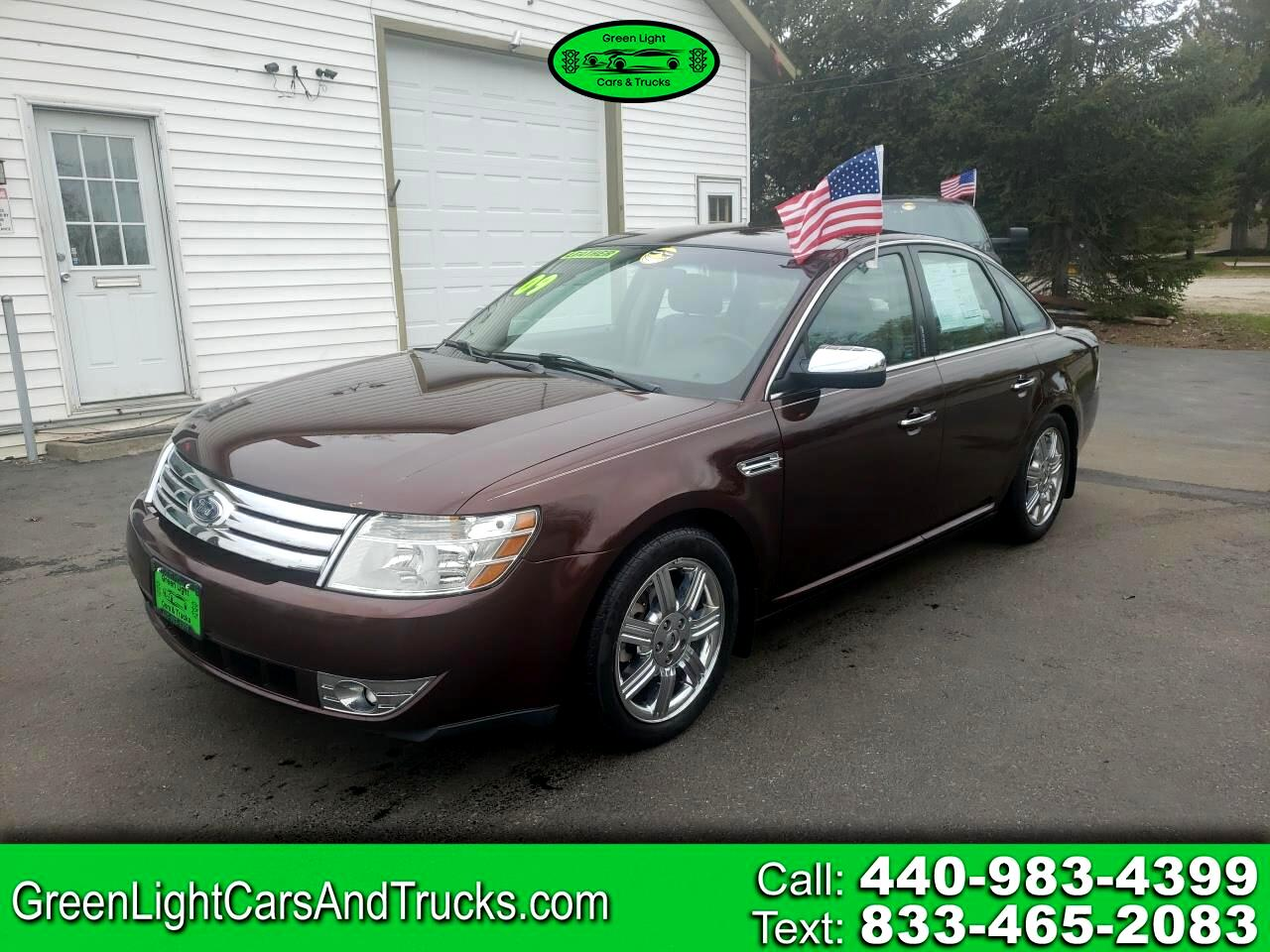 Ford Taurus 4dr Sdn Limited FWD 2009