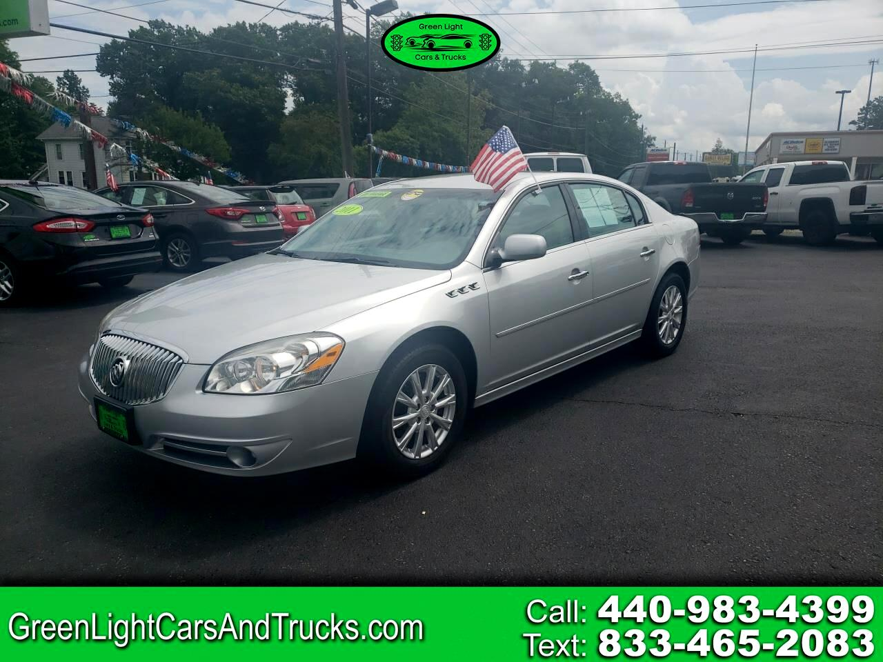 Buick Lucerne 4dr Sdn CX 2011