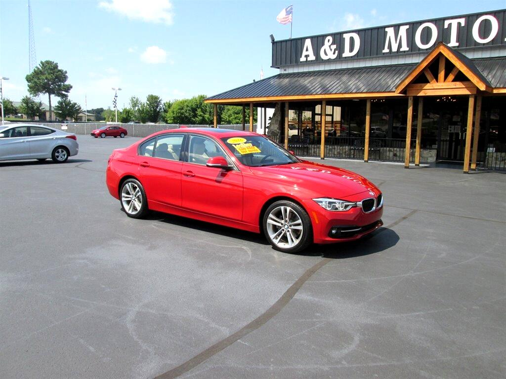 BMW 3 Series 325i 4dr Sdn RWD 2016