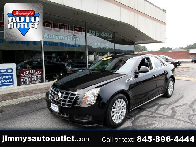 Cadillac CTS 4dr Sdn 3.0L Luxury AWD 2013