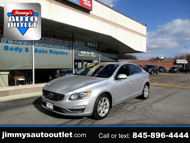 Volvo S60 4dr Sdn T5 FWD 2014