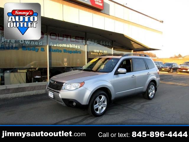 Subaru Forester 4dr Auto X Limited 2009
