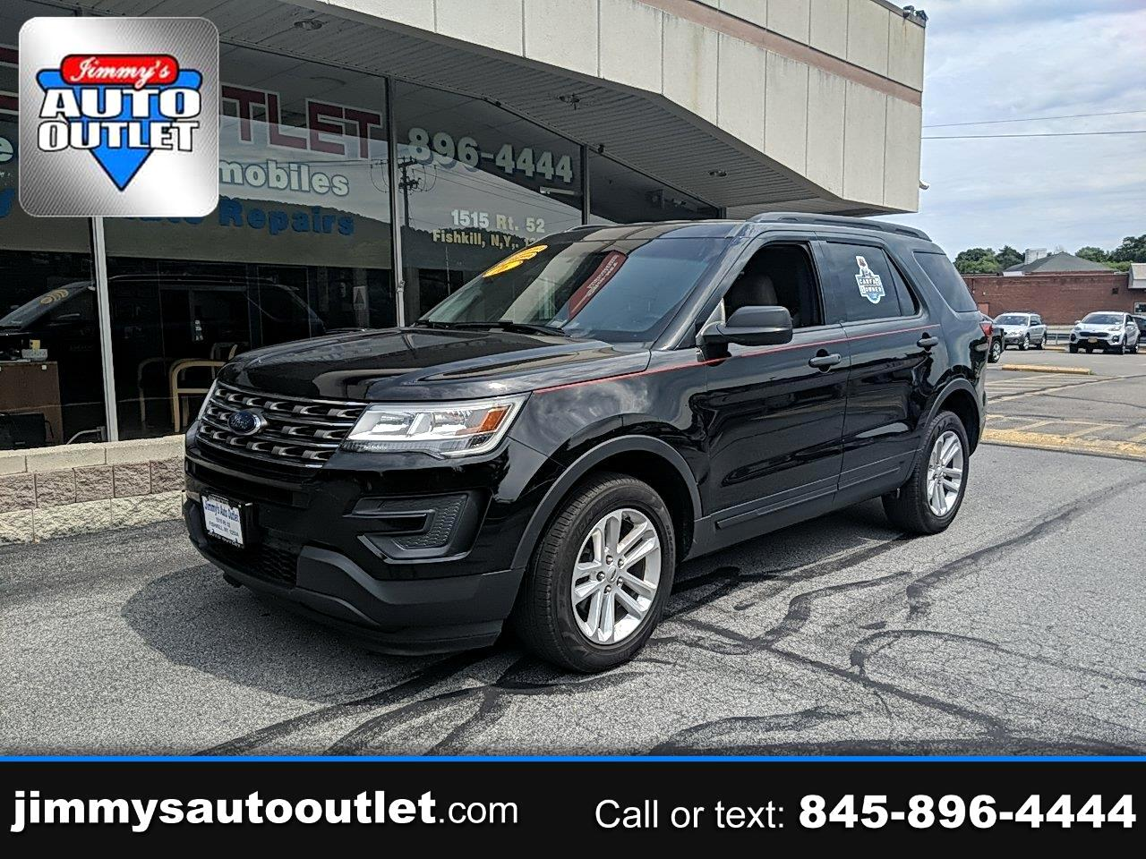 Ford Explorer 4WD 4dr Base 2016