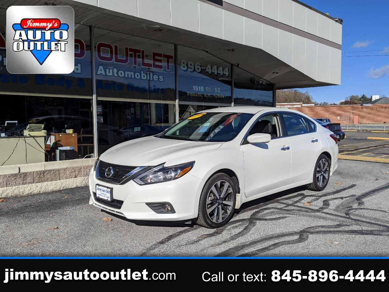 Nissan Altima 2.5 SR Sedan 2017