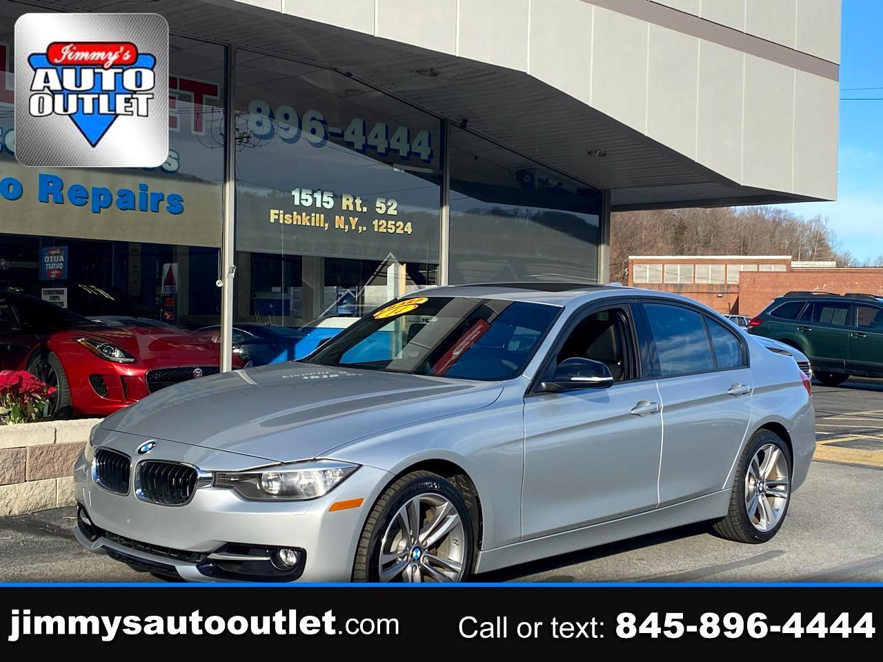 BMW 3 Series 4dr Sdn 328i xDrive AWD 2014