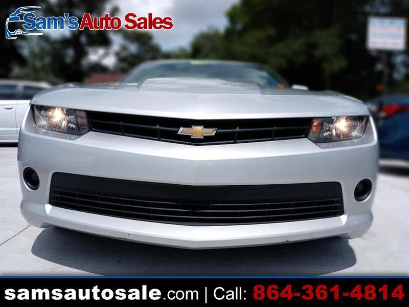 Chevrolet Camaro Coupe 1LT 2014