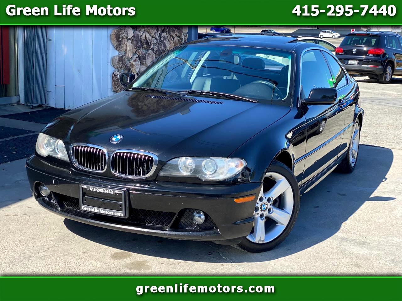 2006 BMW 3 Series 325Ci 2dr Cpe