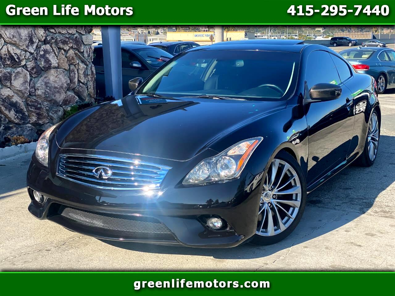 2013 Infiniti G37 Coupe 2dr Sport RWD