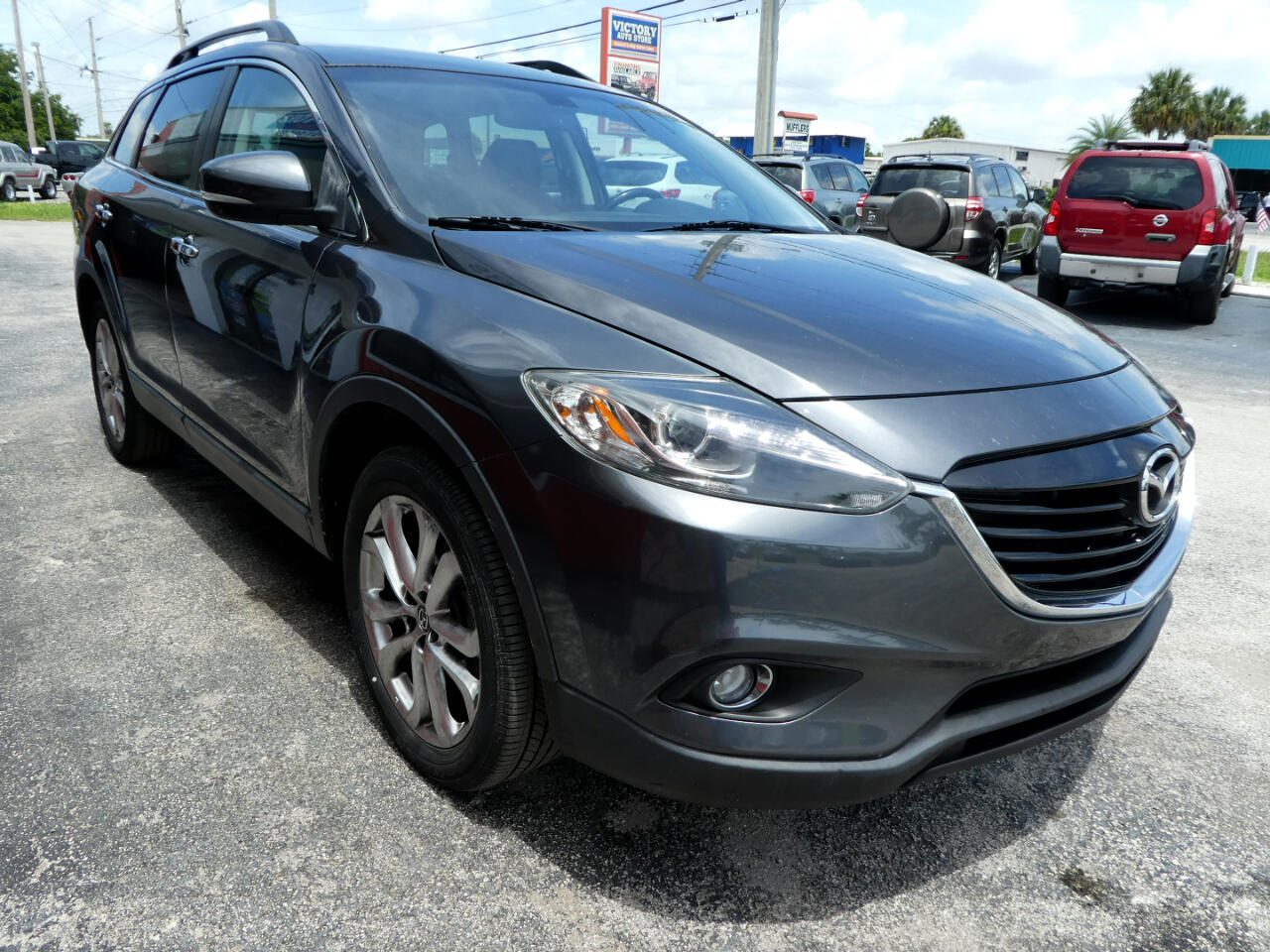 Mazda CX-9 FWD 4dr Grand Touring 2013