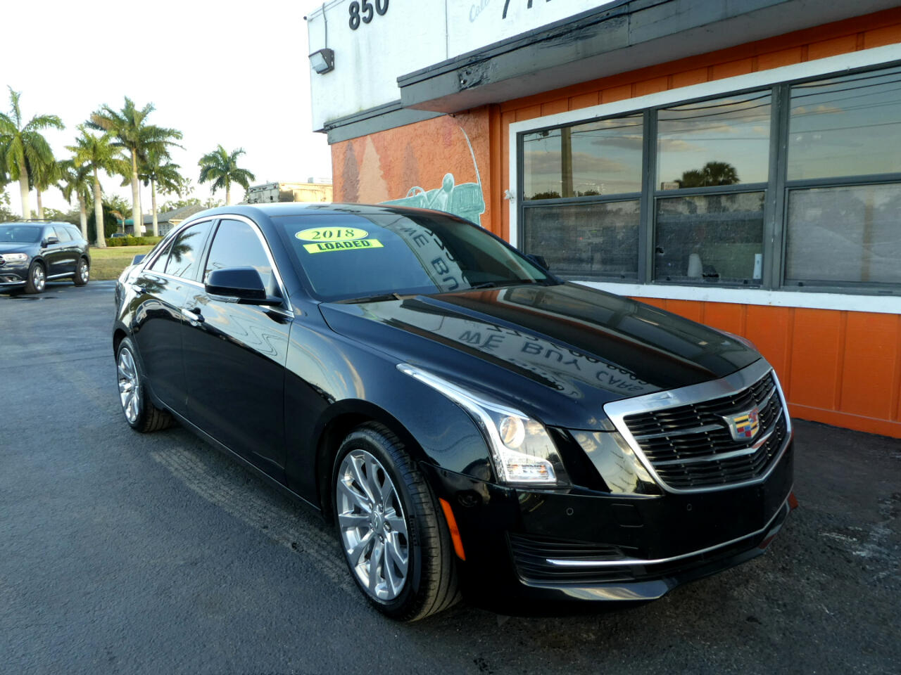 Cadillac ATS Sedan 4dr Sdn 2.0L Luxury RWD 2018