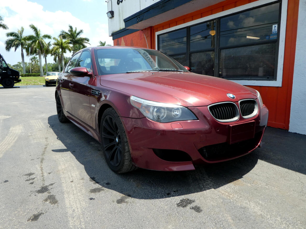 BMW 5 Series M5 4dr Sdn 2006
