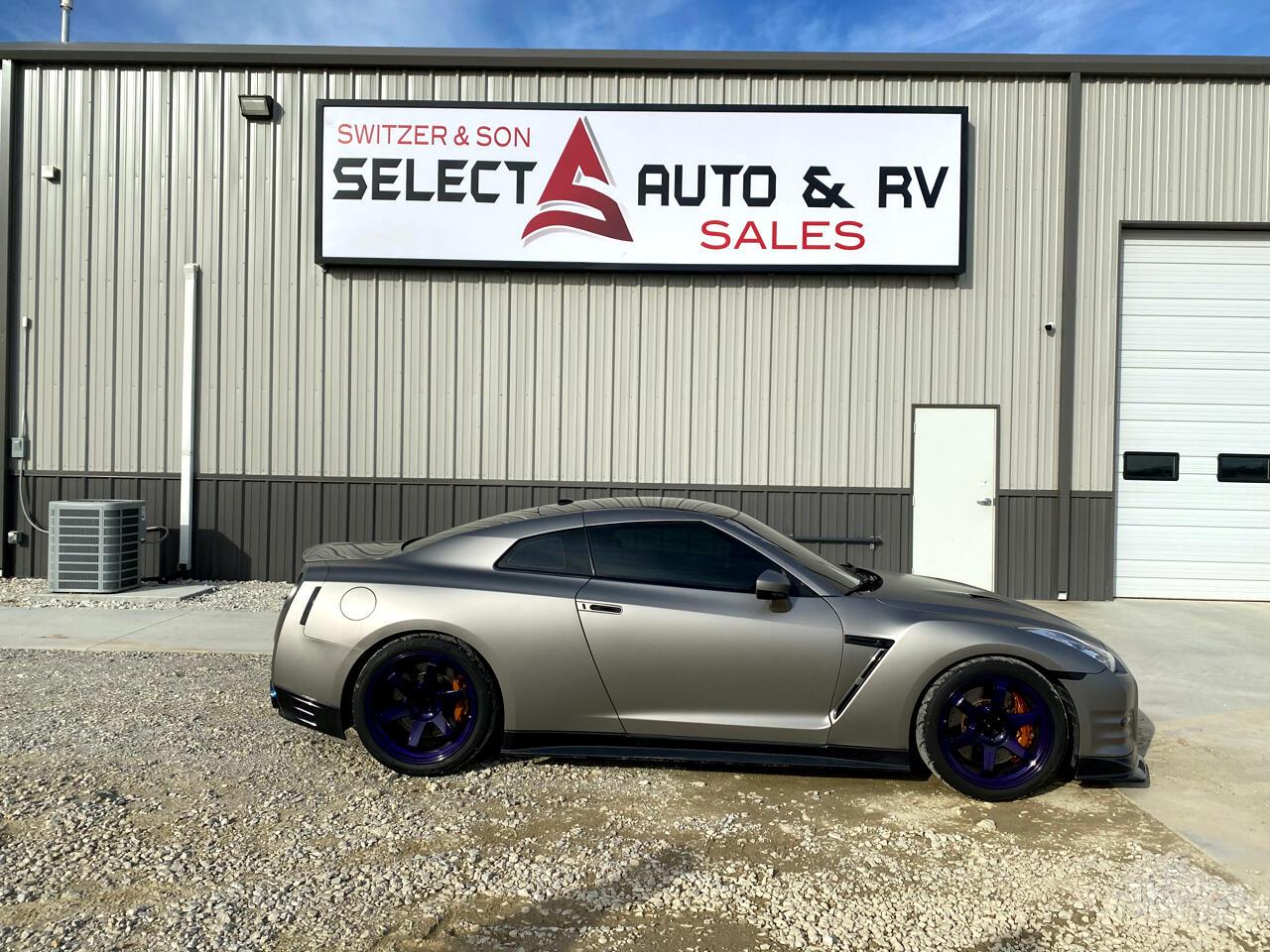Nissan GT-R 2dr Cpe Premium 2013