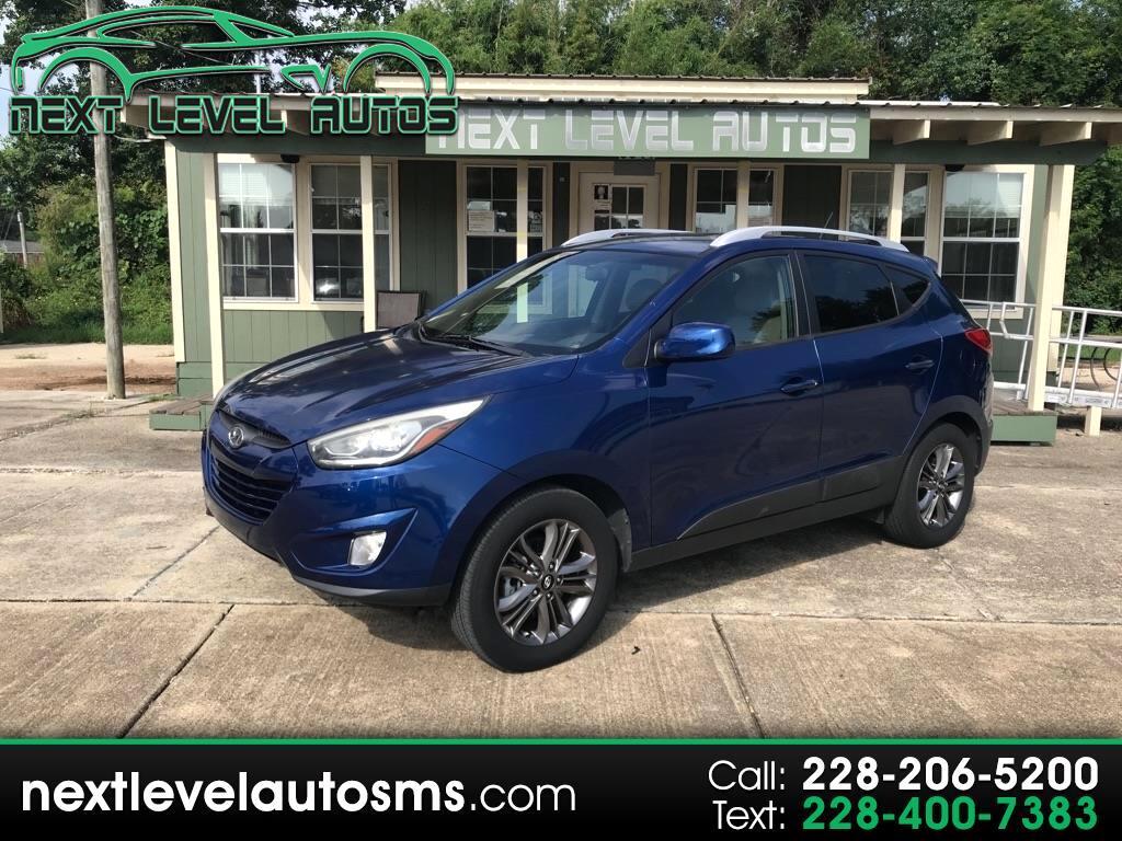 Hyundai Tucson GLS 2WD 2014