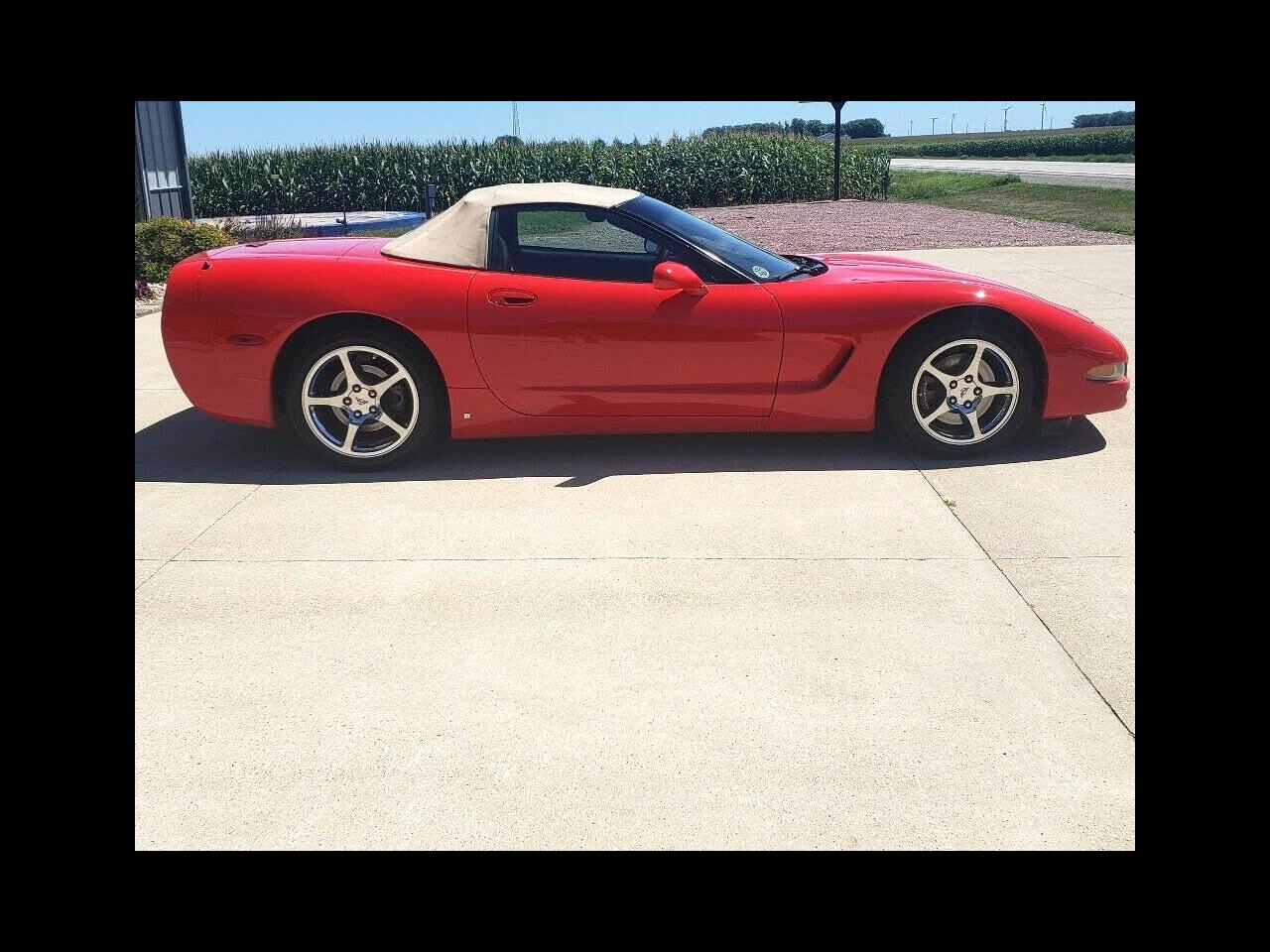 Chevrolet Corvette 2dr Convertible 1999