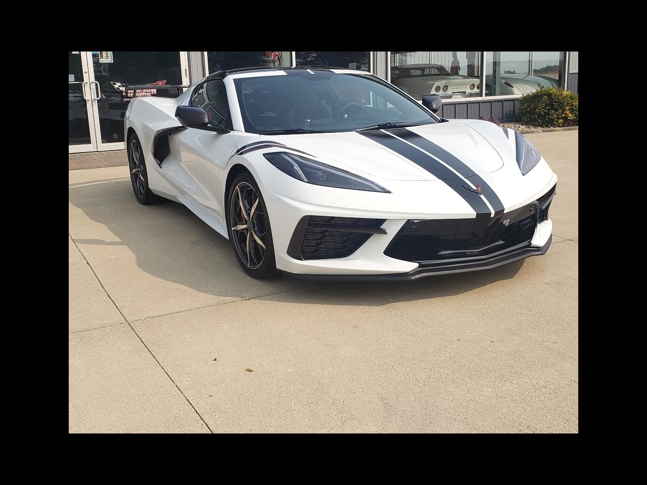 Chevrolet Corvette 2dr Stingray Cpe w/3LT 2020