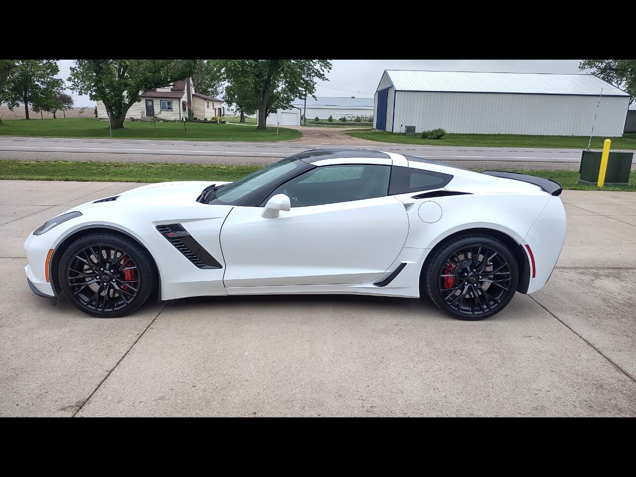 Chevrolet Corvette 2dr Z06 Cpe w/3LZ 2016