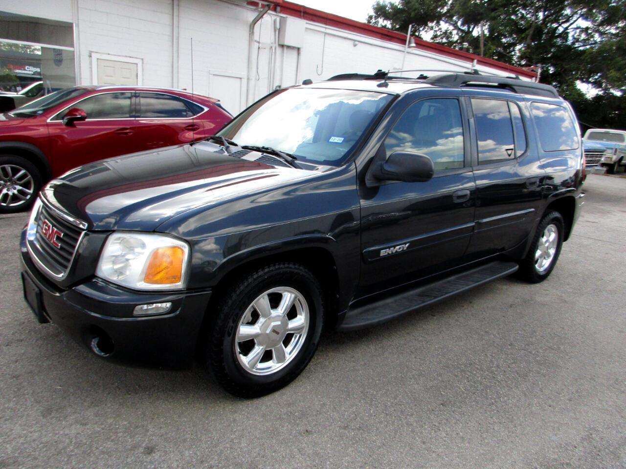 GMC Envoy XL 4dr 4WD SLE 2005
