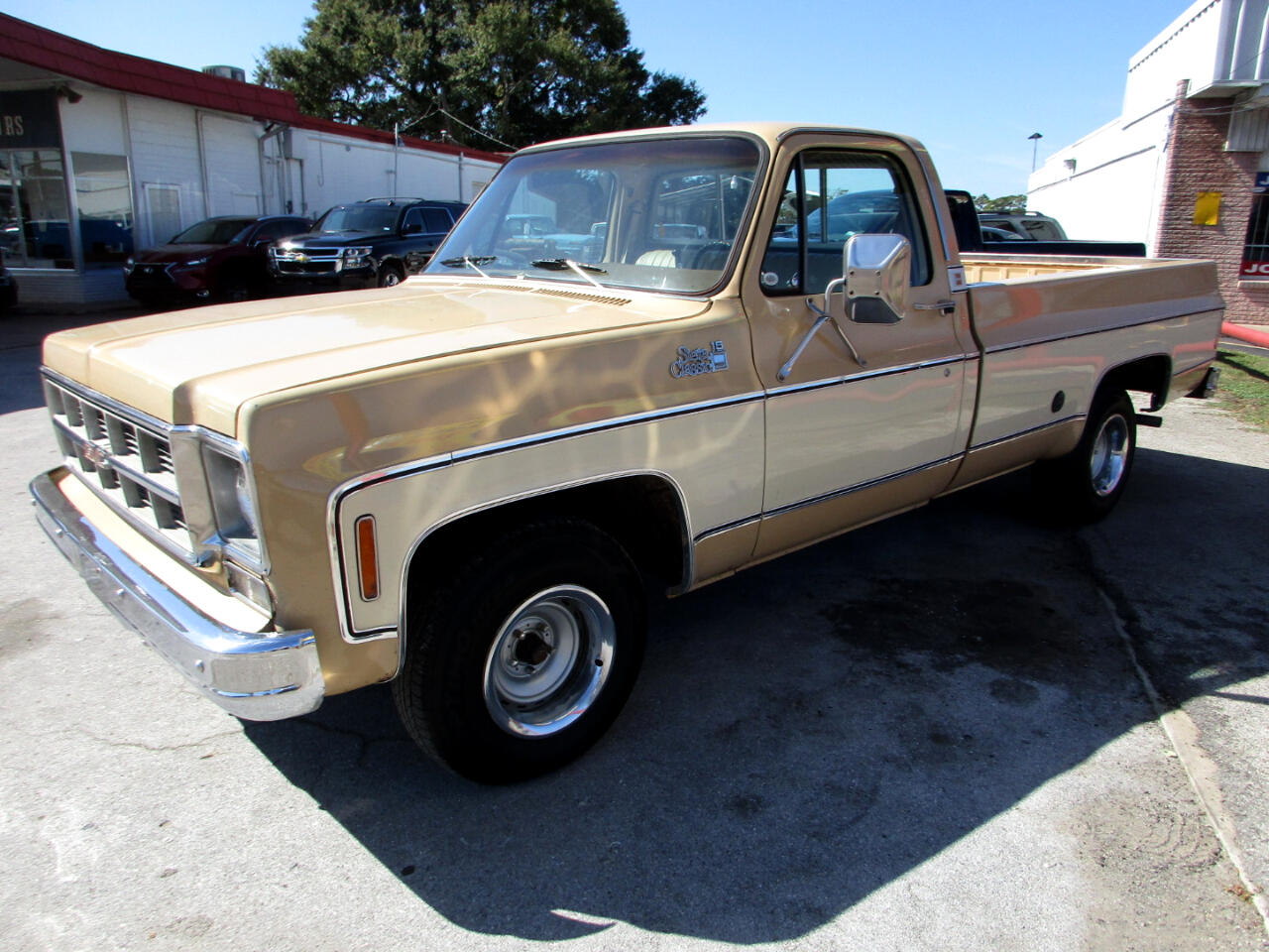 GMC 1/2 Ton Pickups  1978