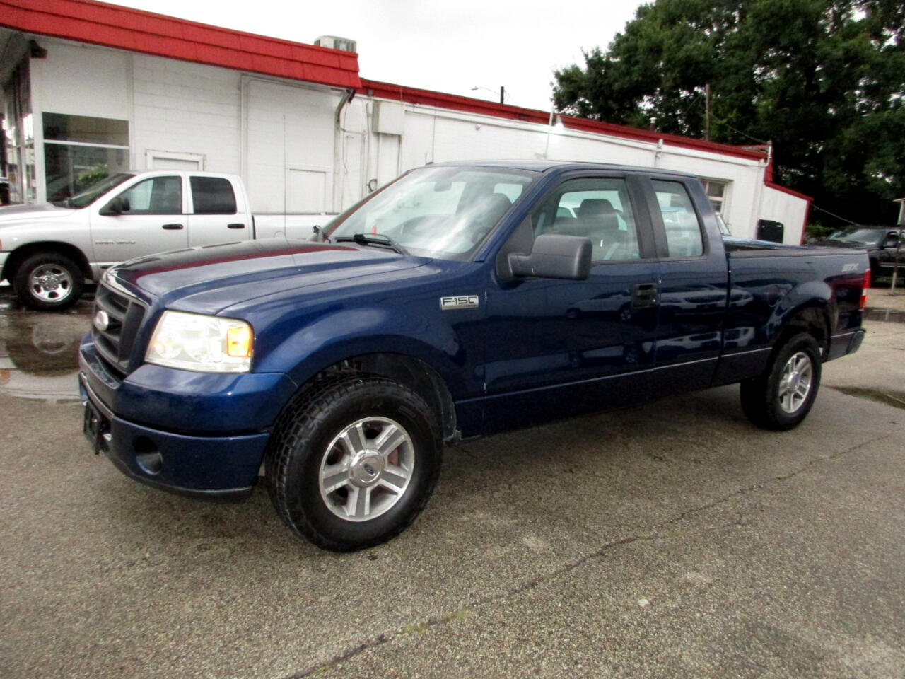"""Ford F-150 2WD SuperCab 145"""" 60th Anniversary 2008"""