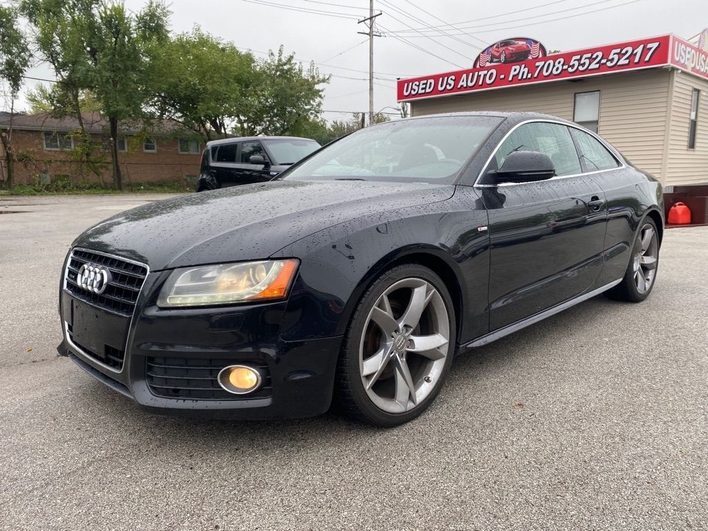 Audi A5 Coupe with Tiptronic 2009