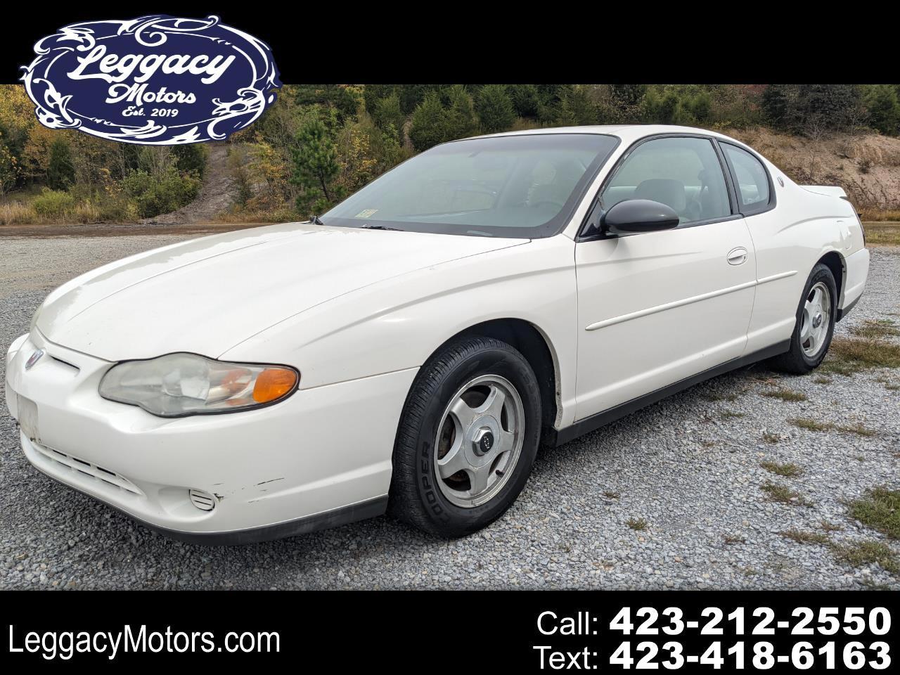 Chevrolet Monte Carlo  2002