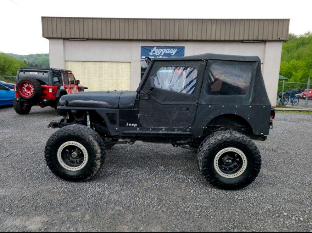 Jeep Wrangler  1995