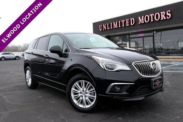 Buick Envision AWD 4dr Preferred 2018