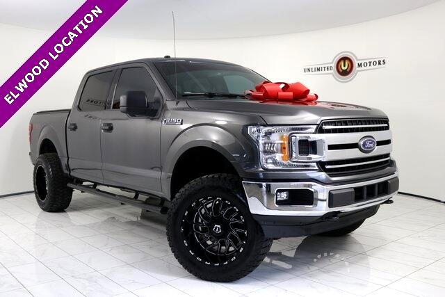 Ford F-150 King Ranch 4WD SuperCrew 5.5' Box 2018