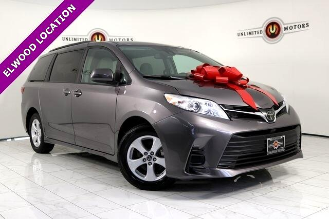 Toyota Sienna LE FWD 8-Passenger (Natl) 2020