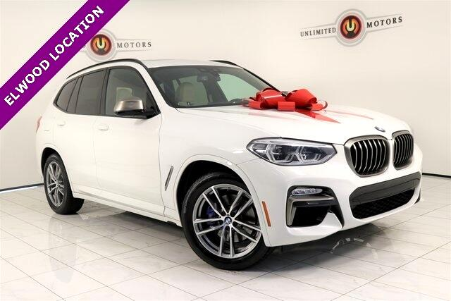 BMW X3 M40i Sports Activity Vehicle 2018