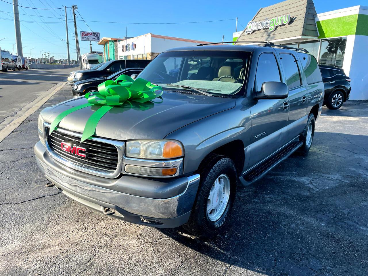 GMC Yukon XL 4dr 1500 SLT 2001