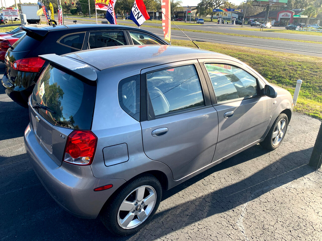 Chevrolet Aveo5 LS 2008