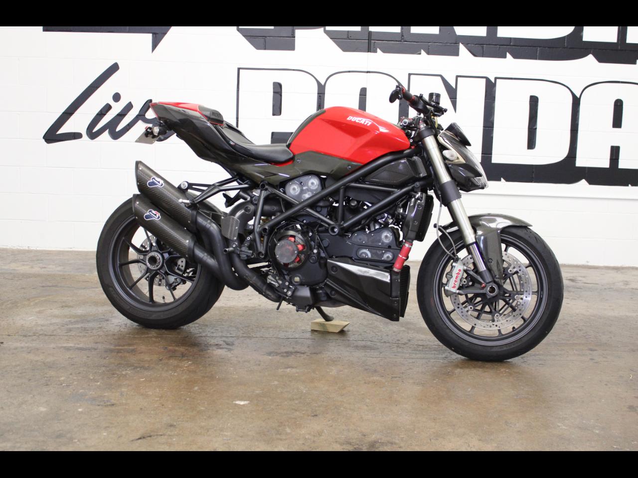 Ducati Streetfighter  2010