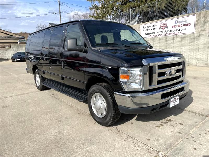 Ford Econoline E-350 XL Super Duty Extended 2014