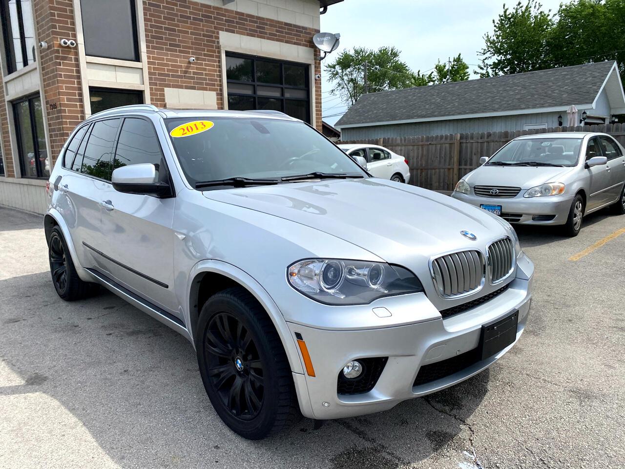 BMW X5 AWD 4dr xDrive50i 2013
