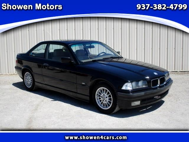 1996 BMW 3-Series 318is