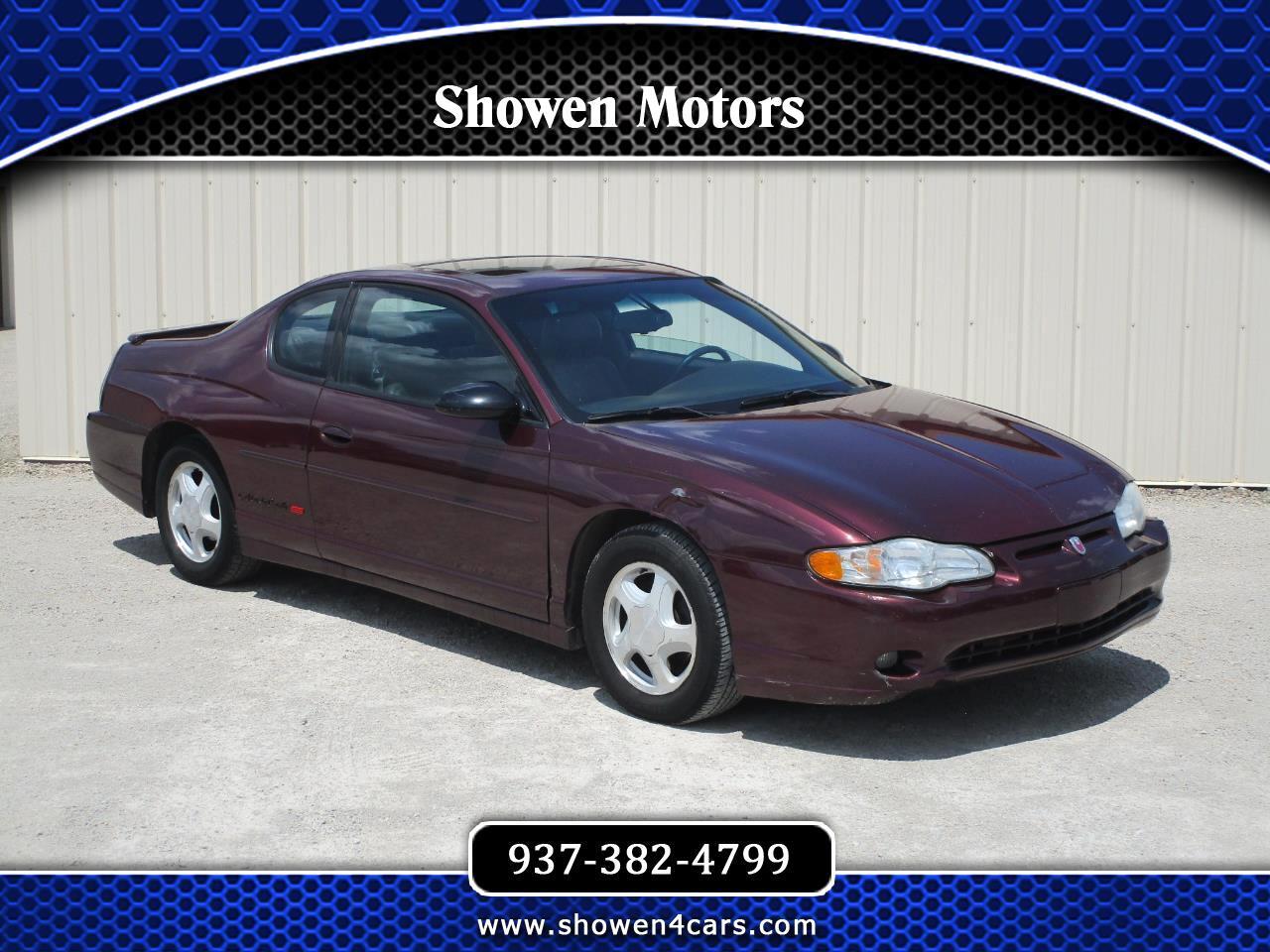 Chevrolet Monte Carlo SS 2003