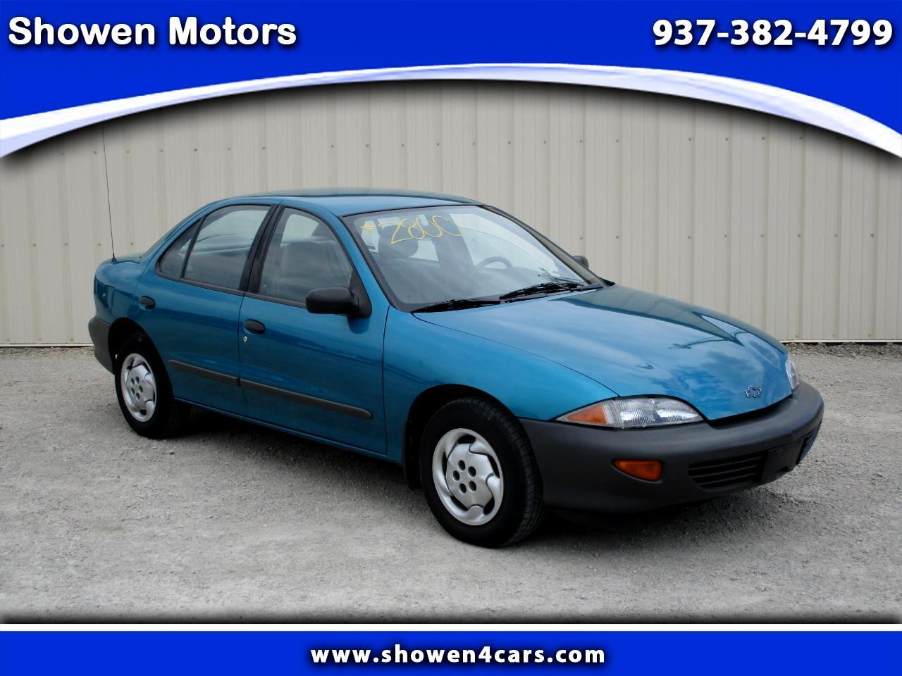 1996 Chevrolet Cavalier Sedan