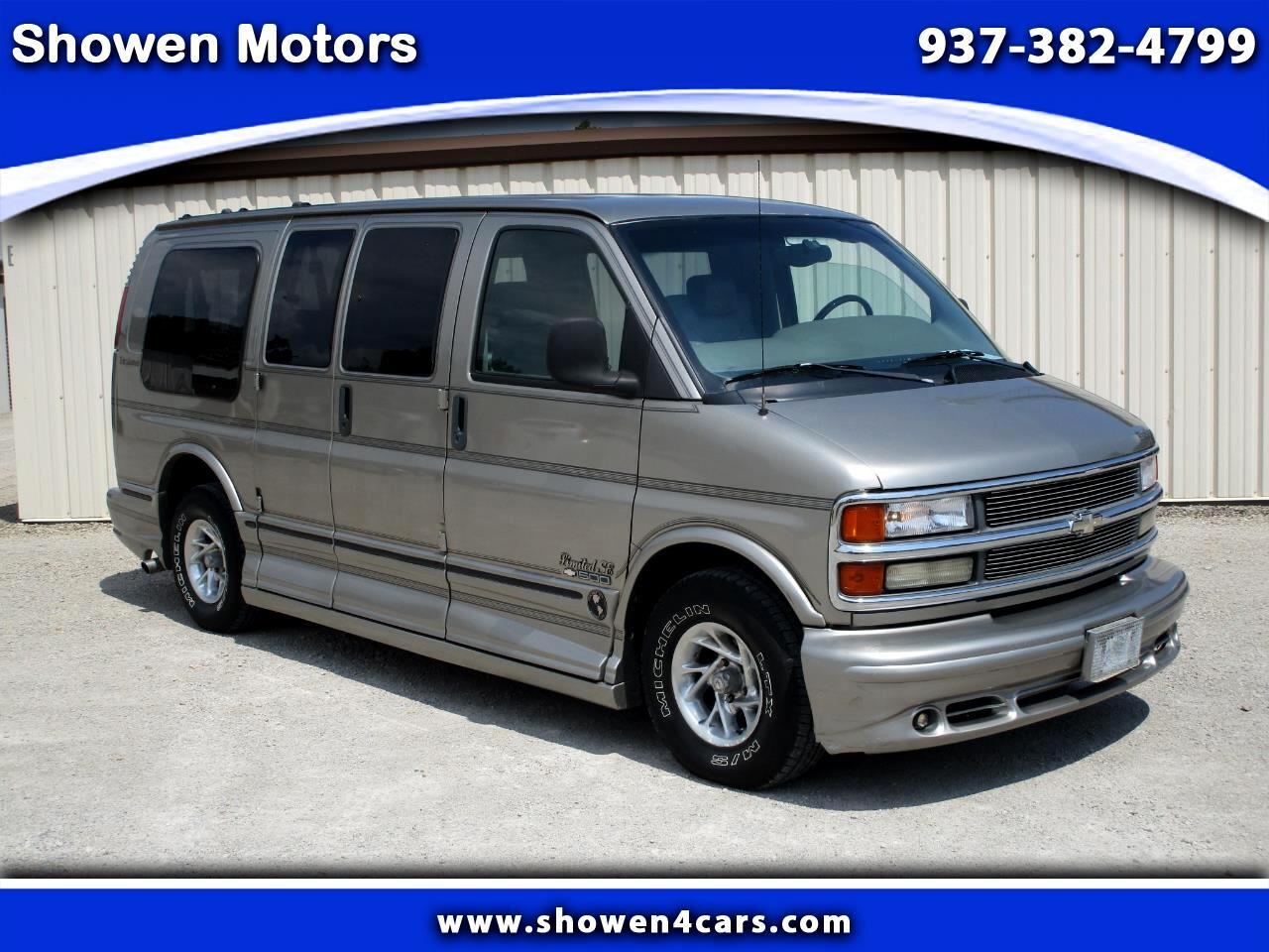 2001 Chevrolet Express Explorer Conversion