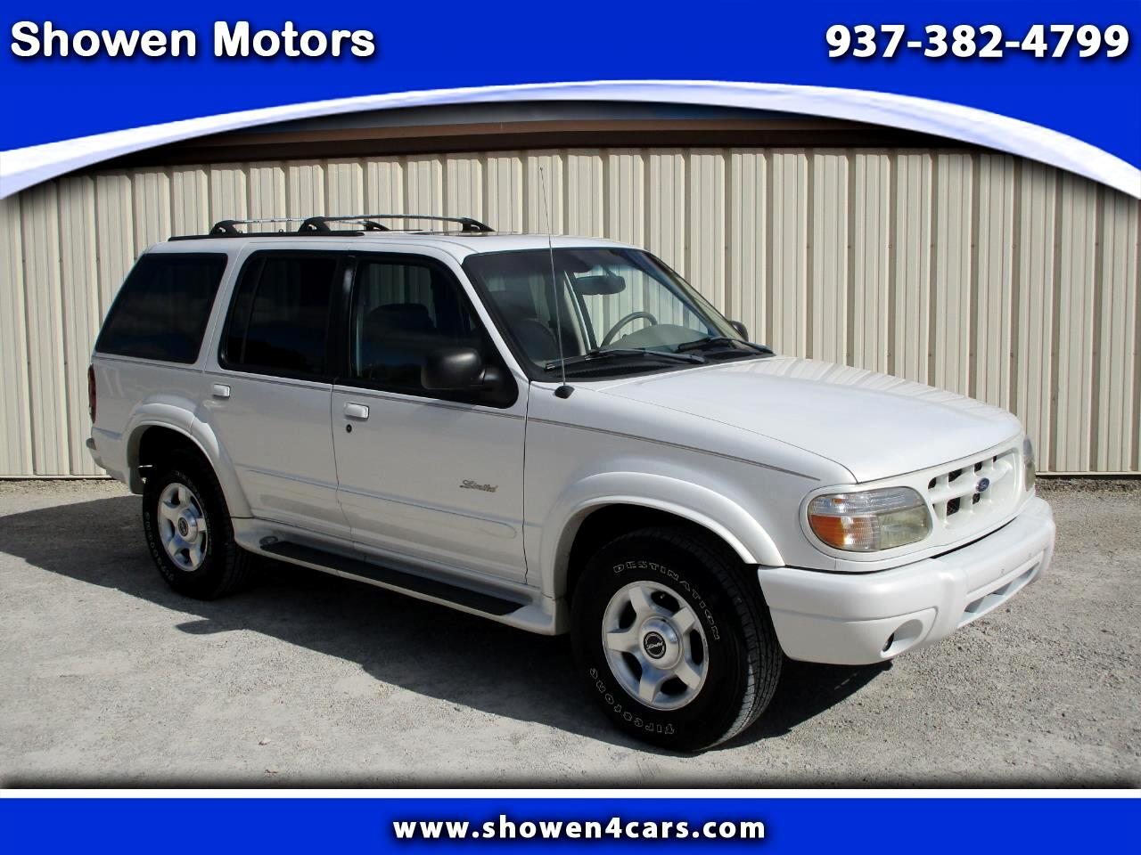 Ford Explorer XL 4WD 1999