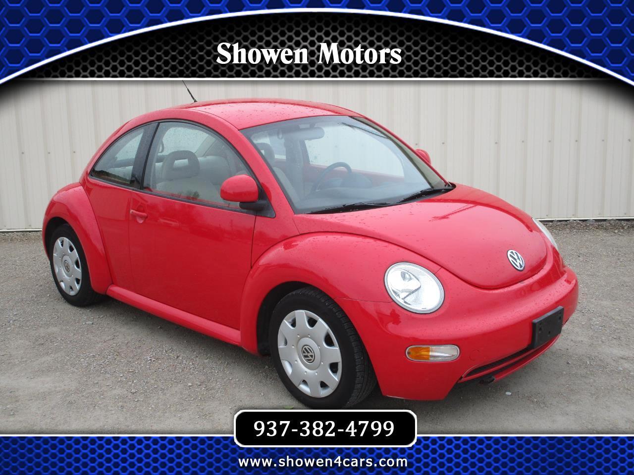 Volkswagen New Beetle Base 1998