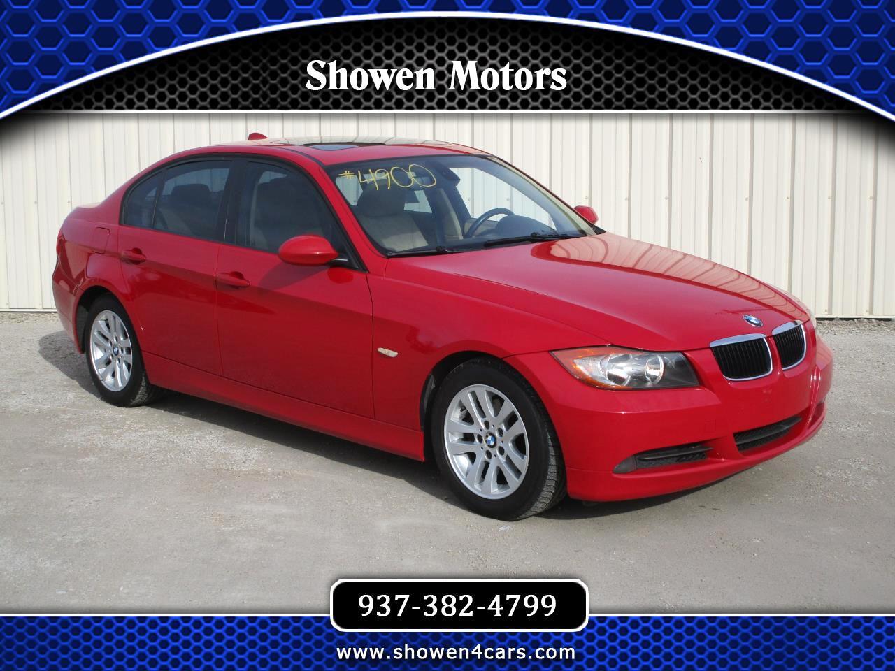 BMW 3-Series 328i 2007